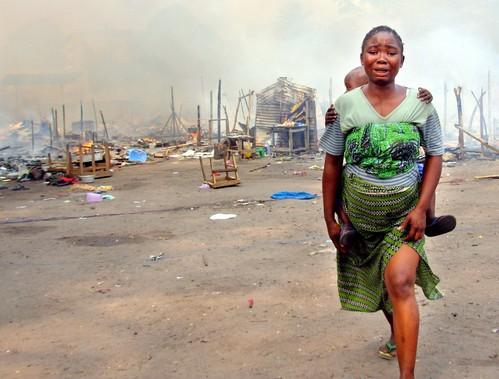guerra civil en el Congo