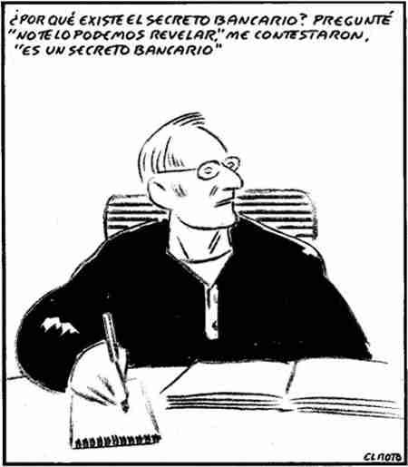 secretismo bancario