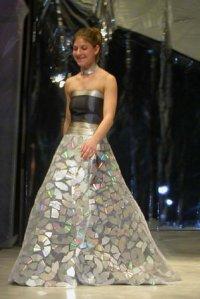 vestido de cds
