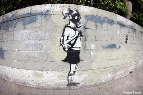 child-gas-mask-graffiti