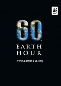 Apagon verde - La hora del planeta - Apagon de WWF