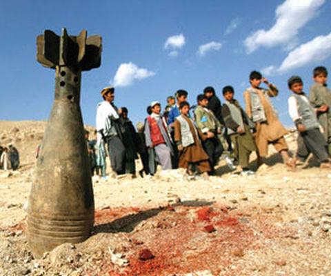 La guerra de Afganistan