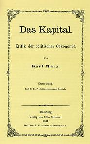 El Capital de Karl Marx