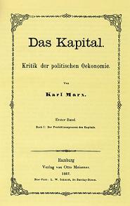 El Capital de Karl Marx